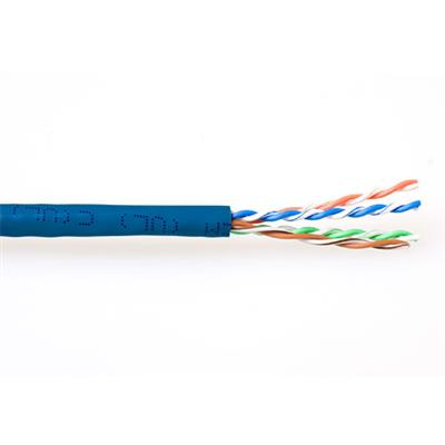 ACT CAT6 U/UTP stranded patch blue 305 m