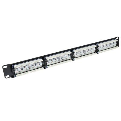 ACT Patchpanel CAT5E unshielded 24 ports