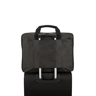 Samsonite 93060-6551 Network3 shoulder bag 17.3 inch, charcoal